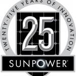 SunPower 25TH ANNIVERSARY