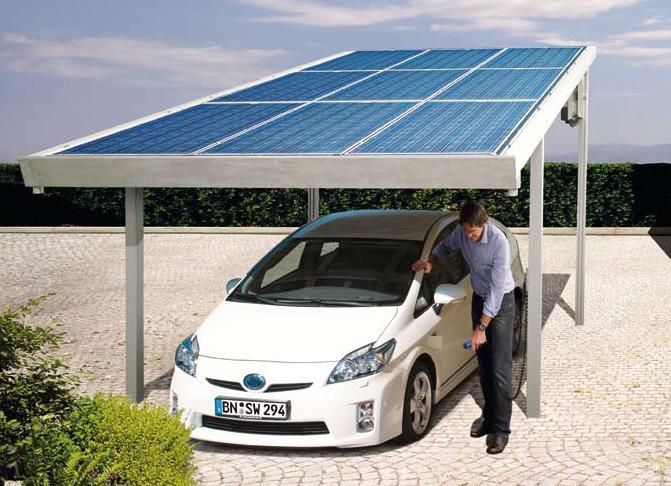 solar carports f r privat und gewerbekunden taunus solarenergie gmbh. Black Bedroom Furniture Sets. Home Design Ideas